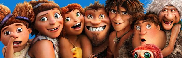 Croods, The (3D)