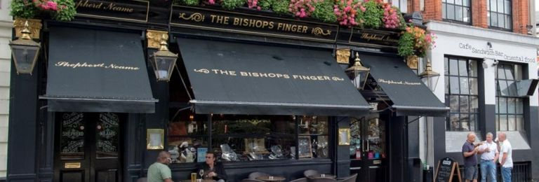 The Bishops Finger