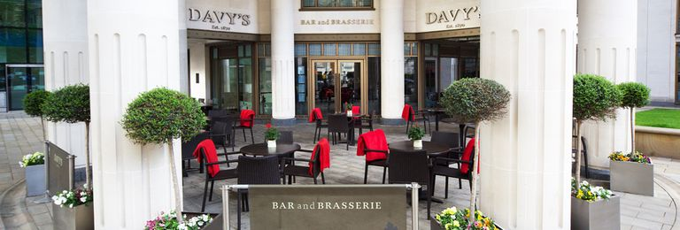Davy's at Woolgate