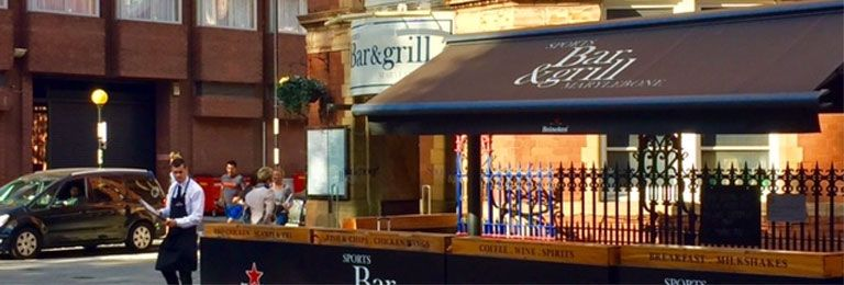 Sports Bar and Grill Marylebone