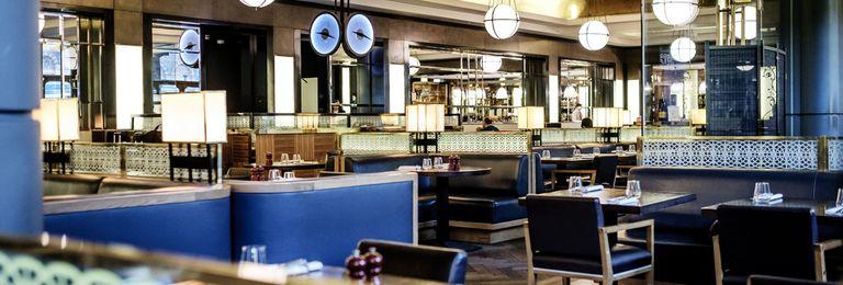 St Pancras Grand Brasserie
