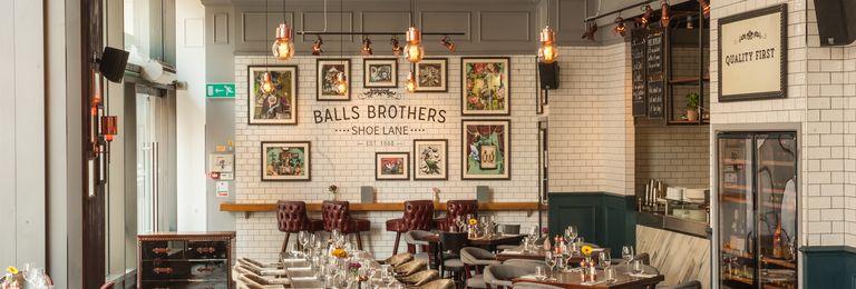 Balls Brothers Shoe Lane