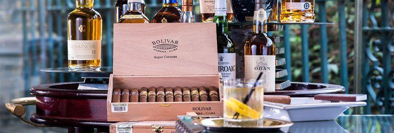 The Cigar Terrace