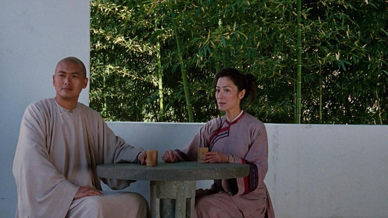 an analysis of the movie crouching tiger hidden dragon This movie is a classic tale of love, loss, honor and righteousness  script analysis of crouching tiger, hidden dragon click on a plot link to find similar books.