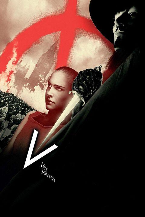 V wie Vendetta 2005  Schauspieler Cast amp Crew