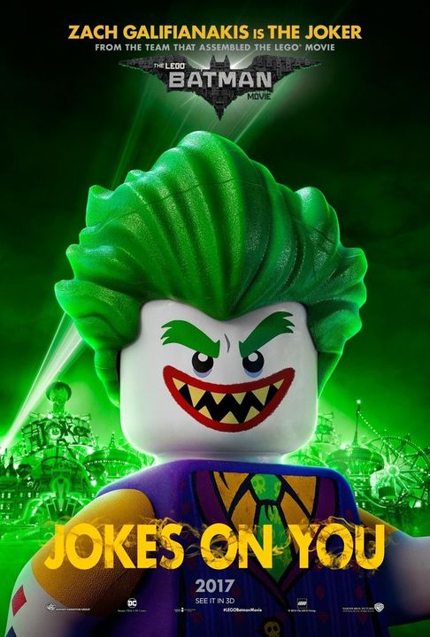 The LEGO Batman Movie: An IMAX 3D Experience - Film Gallery ...