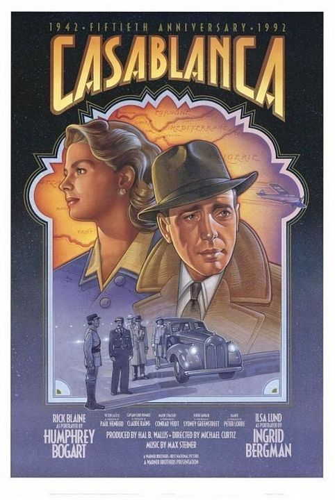 an analysis of the film casablanca