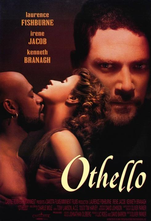 a comparison of film versions of othello by auther miller and oliver parker Comparison of two film versions of romeo and juliet in this essay you will read a comparison of two film versions of romeo and juliet one film is made by baz luhrmann which is made in 1997, while the other film is made by franco zeffirelli in 1968.