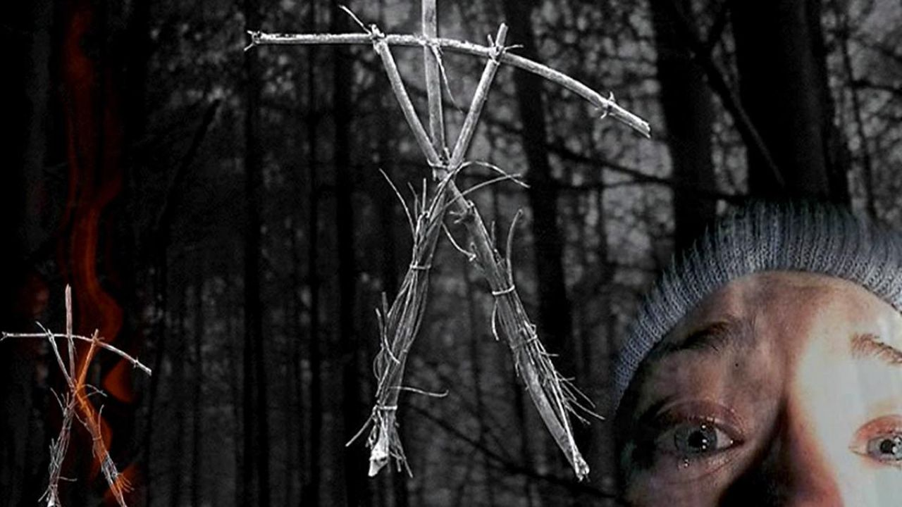 an analysis of the horror film the blair witch trials