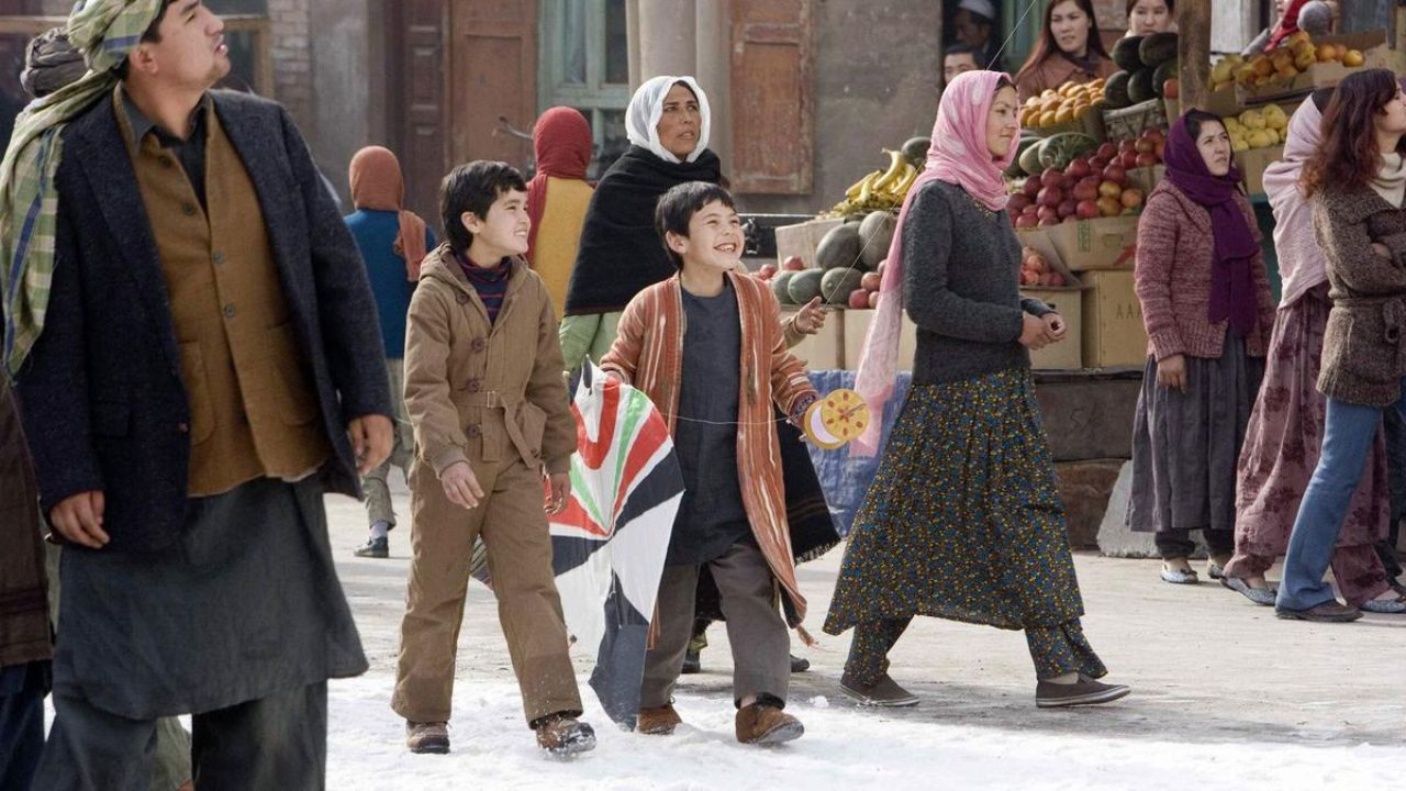 the kite runner and escape from afghanistan