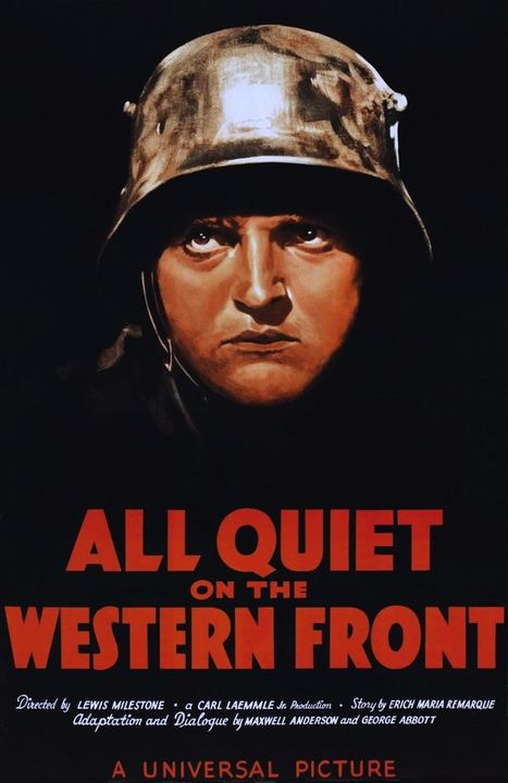 all quiet on the western front dehumanization