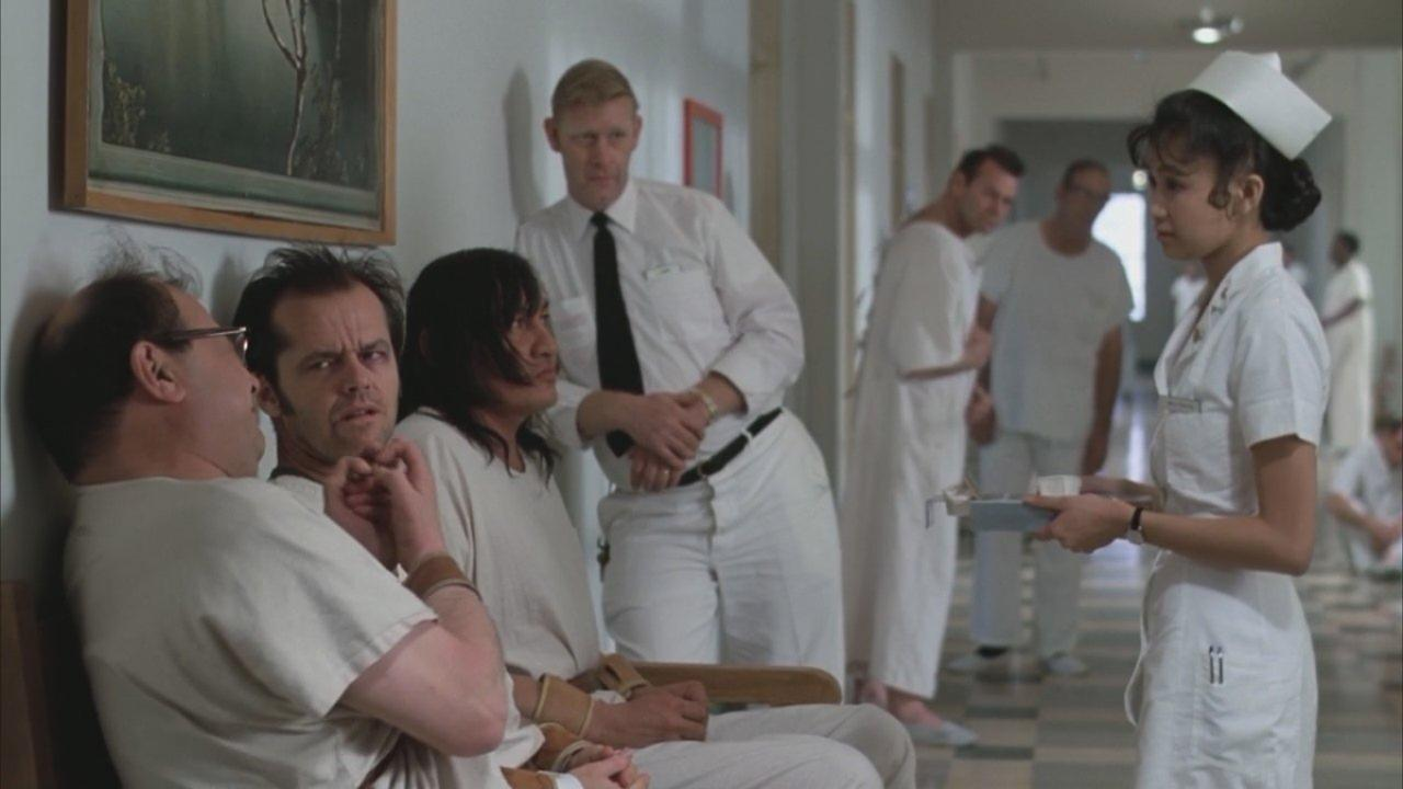an analysis of one flew over the cuckoos nest a film by milos forman Randle mcmurphy, one flew over the cuckoos nest, milos forman.